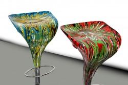 Möbel von der Firma Flowing Art